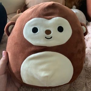 """8"""" Milly the monkey Squishmallow NWOT"""